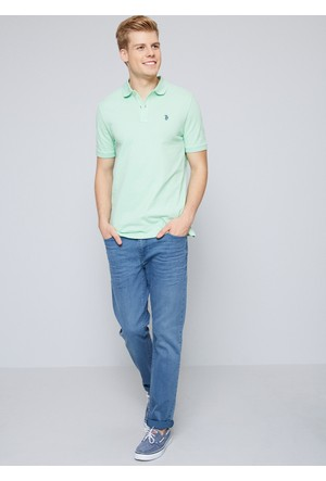U.S. Polo Assn. Erkek Pantolon Colored7Y