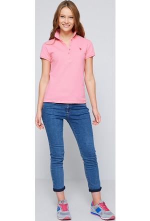 U.S. Polo Assn. Kadın T-Shirt Gtp-İy07