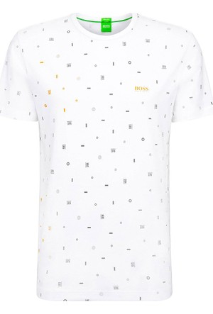Hugo Boss Erkek T-Shirt 50329654