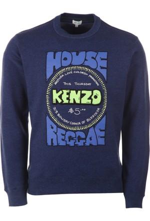 Kenzo Erkek Sweatshirt F755Sw1554Ma