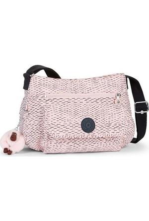Kipling Syro Basic Soft Pink Omuz Çantası K13163-86W