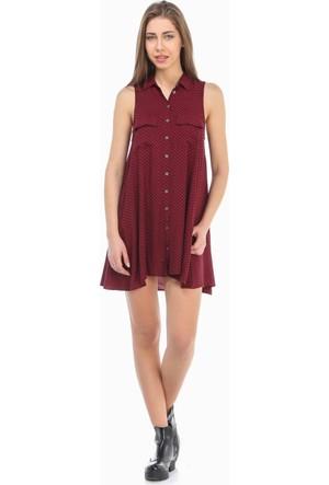 Collezione Kadın Elbise Redi Bordo
