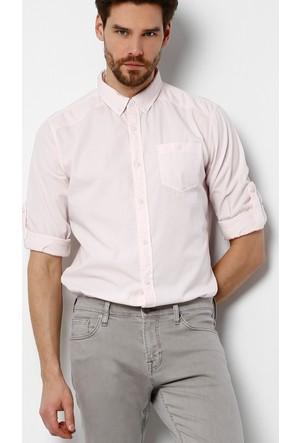 Colin's Pembe Erkek Uzun Kollu Gömlek