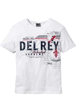 Bpc Selection Beyaz T-Shirt 34-54 Beden
