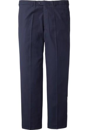 Bpc Selection Erkek Mavi Pantolon Regular Fit Straight