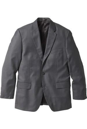 Bpc Selection Erkek Gri Ceket