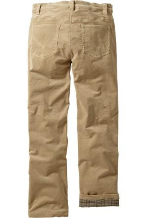 Bpc Bonprix Collection Erkek Bej Streç Model Pantolon