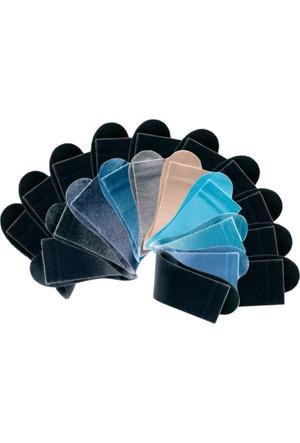 Bonprix Kadın Mavi Big Box Bayan Çorap (20Li Pakette)
