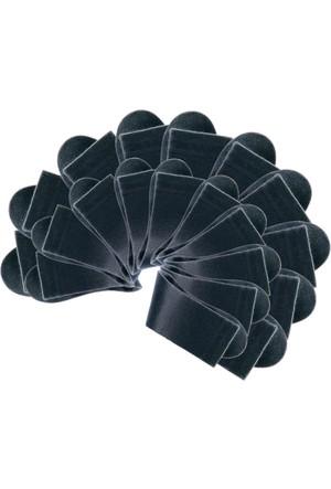 Bonprix Kadın Siyah Big Box Bayan Çorap (20Li Pakette)