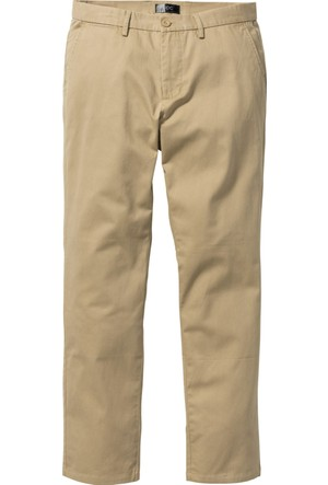 Bpc Bonprix Collection Erkek Bej Chino Pantolon Regular Fit