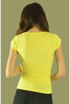 Modamla Uzun Fermuarlı Body