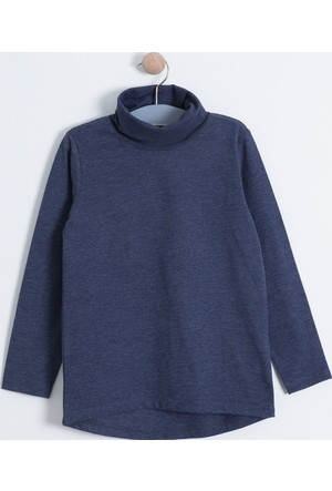 Soobe Pop Girls Balıkçı Uzun Kol T-Shirt 16KKGTSRT31_18-4140