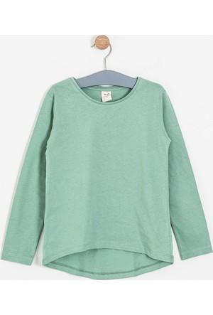 Soobe Pop Girls Uzun Kol Kız Çocuk T-Shirt Çağla