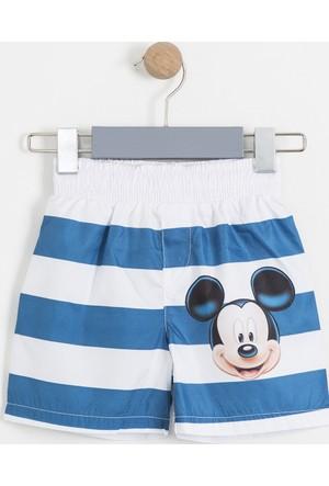 Soobe Disney Mickey Mouse Erkek Çocuk Şort Mayo SBAECSRT1086_18-3949