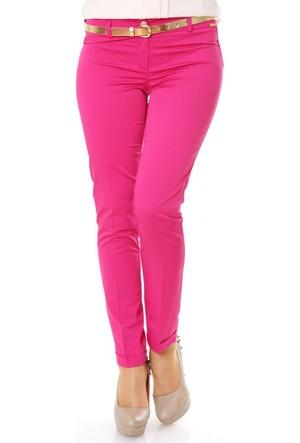 Armine Klasik Pantolon 5Y2706 Fuşya