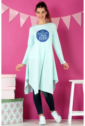 Dide Monday Blue Tunik D021650 Mint