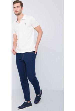 U.S. Polo Assn. Gtp04İy7 Erkek T-Shirt