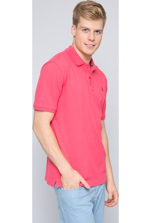 U.S. Polo Assn. Tp03İy7 Erkek T-Shirt
