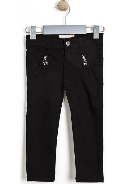 Soobe Kız Çocuk Pantolon Siyah