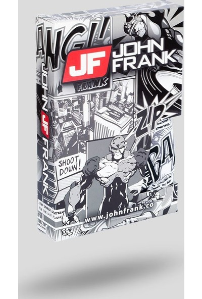 John Frank Hero Boxer