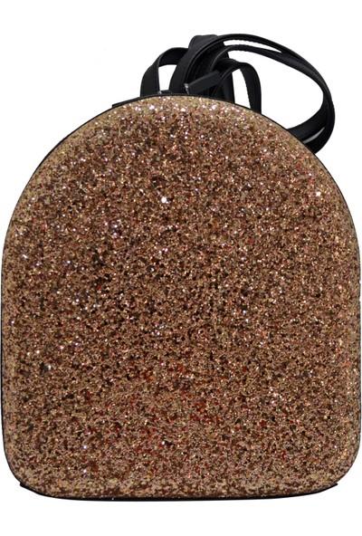 Desan Bayan Sırt Çantası - 3830 - Altın