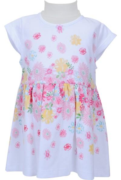 Zeyland Kız Çocuk Beyaz Elbise - 71Z2PMB36