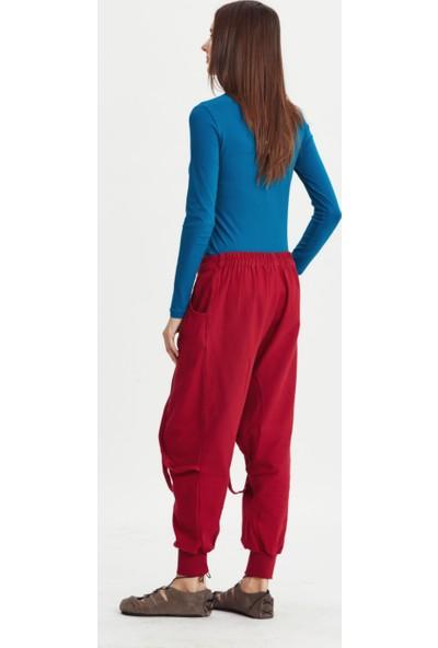 Los Banditos Kadın Kırmızı Silvia Pantolon P82