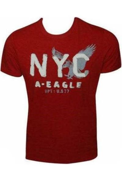American Eagle 3638 Erkek T-Shirt