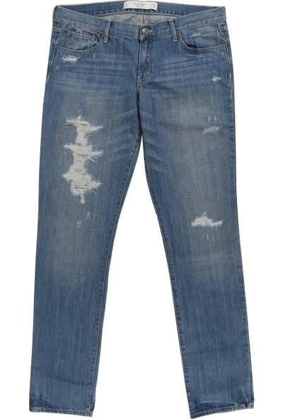 Abercrombie 600238400 Kadın Kot Pantolon