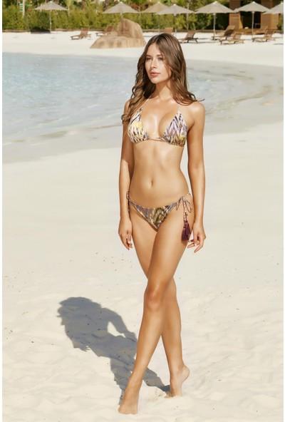 Pierre Cardin Üçgen Bikini