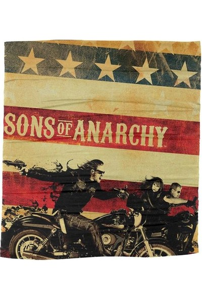 Köstebek Sons Of Anarchy Bandana