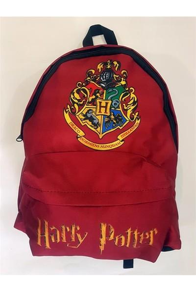 Köstebek Harry Potter - Hogwarts Sırt Çantası