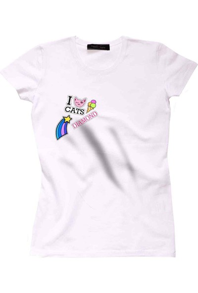 The Chalcedon Cats Diamond Bayan Tshirt
