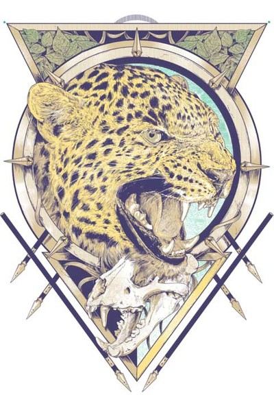 The Chalcedon Jaguar Bayan Tshirt