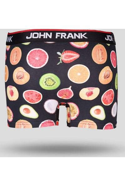 John Frank Fruıt Boxer - Renkli