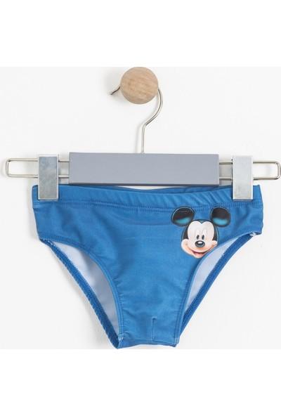 Soobe Disney Mickey Mouse Erkek Çocuk Mayo SBAECSLIP1418_18-3949