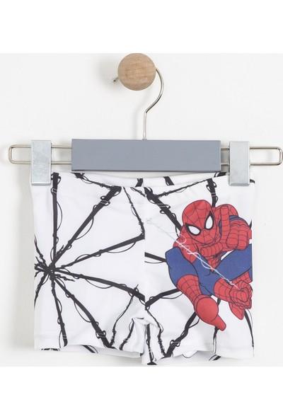 Soobe Ultimate Spider-Man Erkek Çocuk Şort Mayo SBAECSRT1420_00-0001