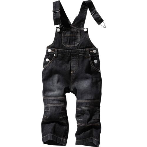 Bonprix John Baner Jeanswear Siyah Tulum