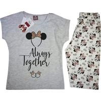 Minnie Mouse Kız Çocuk T-Shirt Takım