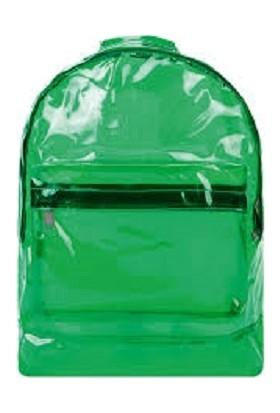 Mi-Pac Transparent Green