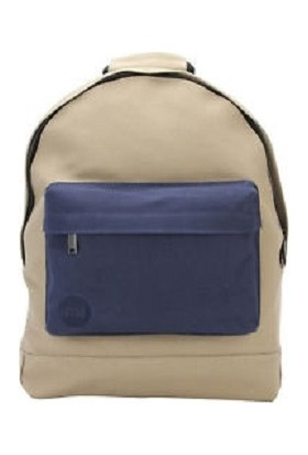 Mi-Pac Canvas Tonal Sand/navy