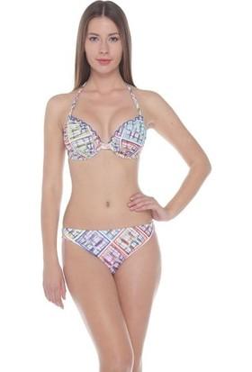 Sunset Kadın Gr43 Kaplı Bikini
