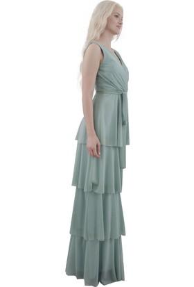 Arda New Line Kadın Mint Abiye 1301440-10.27