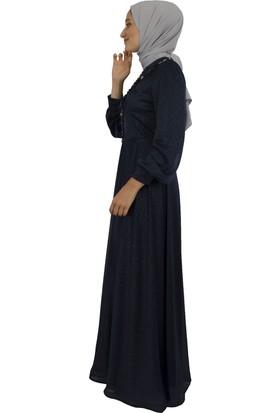 Arda New Line Kadın Lacivert Abiye 320055-10.02
