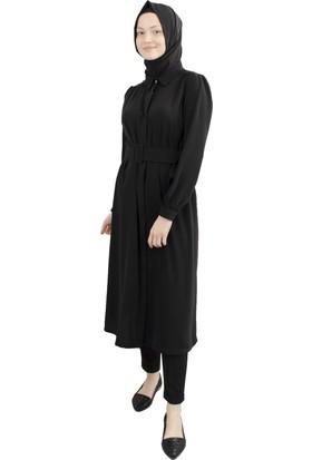Arda New Line Kadın Siyah Kap 7709104-12.01