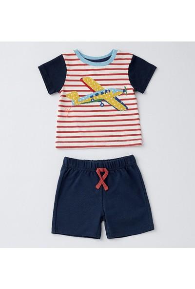 Wonder Kids Erkek Bebek 2'li Takım