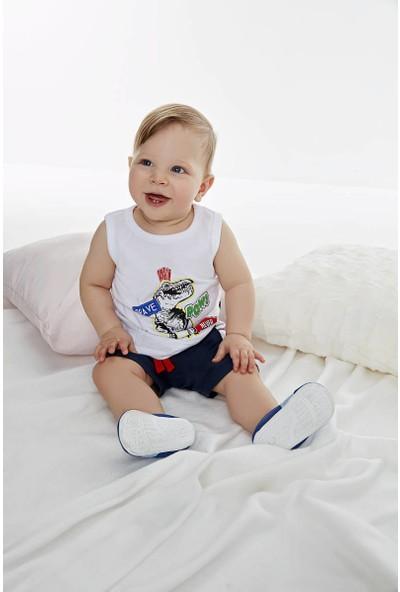 Wonder Kids Erkek Bebek Şort