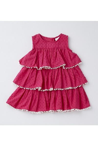 Wonder Kids Kız Bebek Elbise