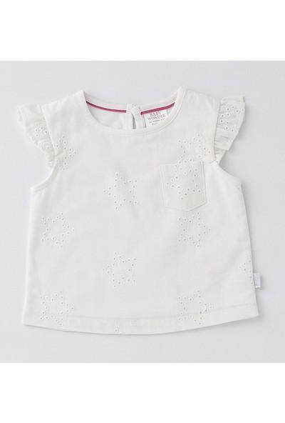 Wonder Kids Kız Bebek T-Shirt