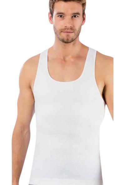 Form Time Erkek Beyaz Erkek Korse Atlet 6200